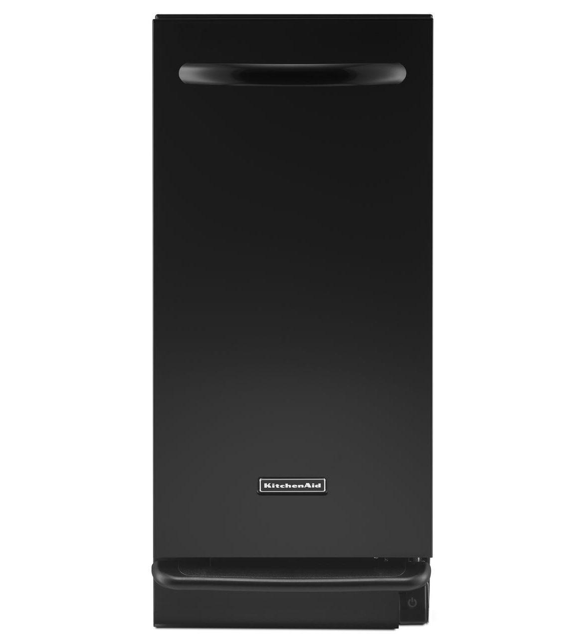 Kitchenaid Architect Series Black Trash Compactor