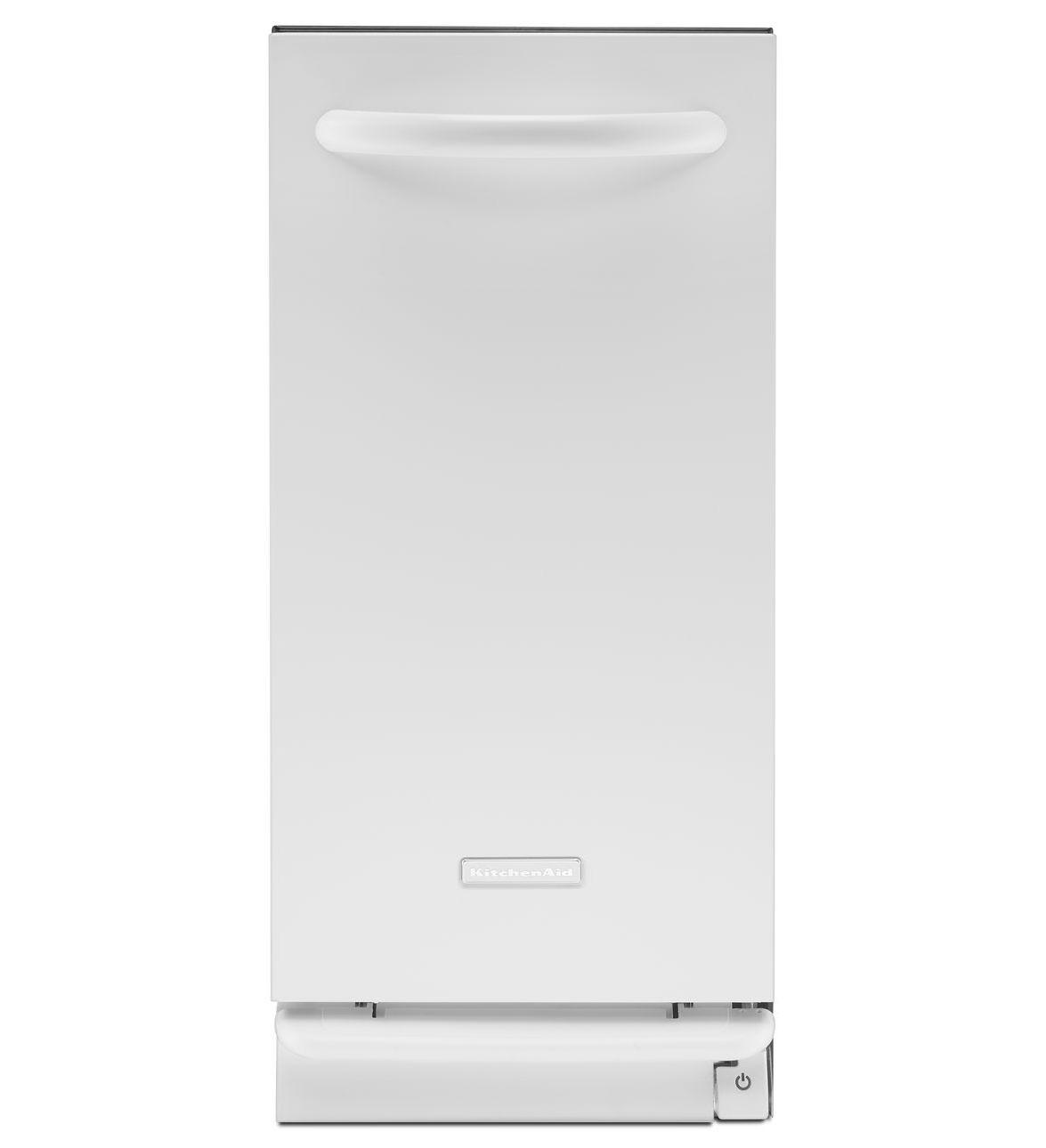 Kitchenaid Architect Series White Trash Compactor